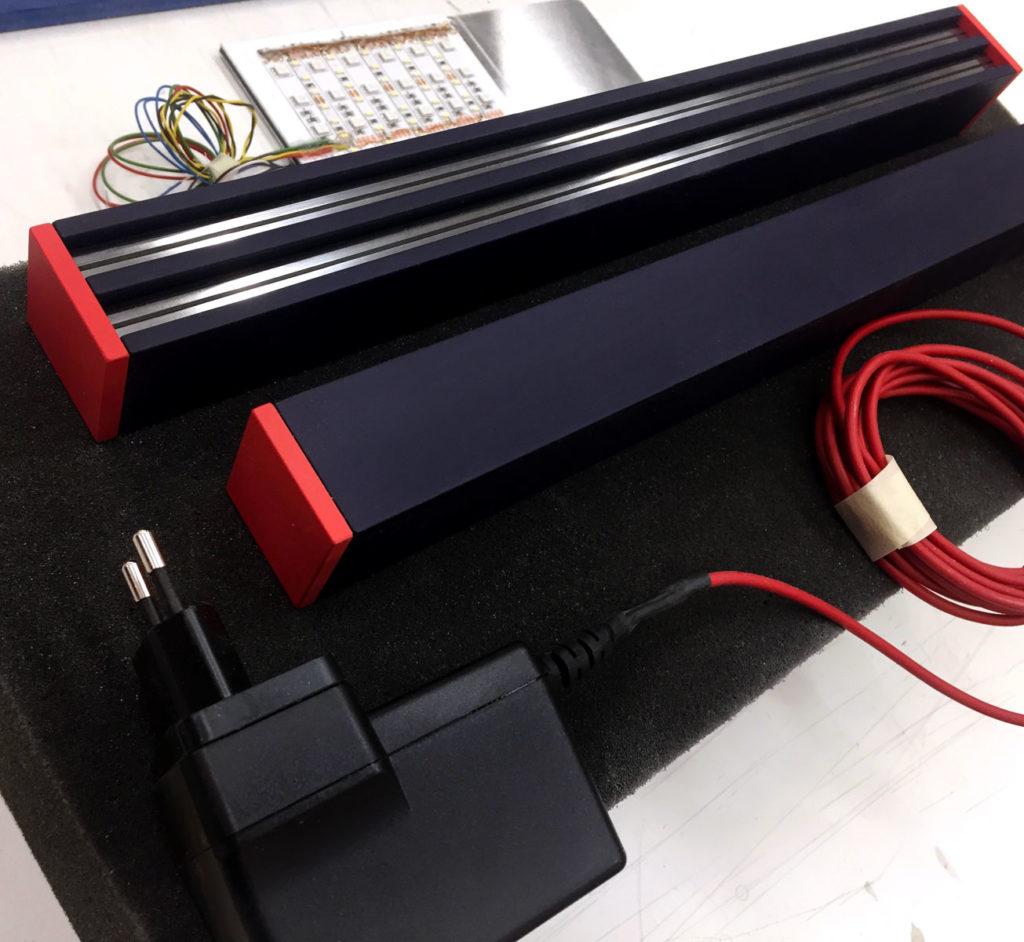 prototypes électroniques fonctionnels Atelier Pras