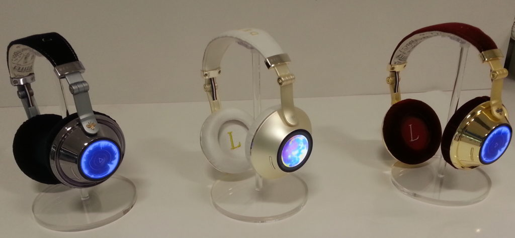 casque audio prototype Atelier Pras