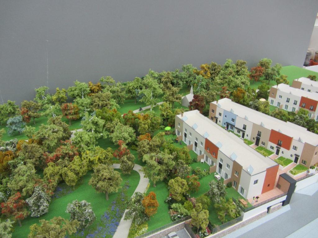 maquette archi promo immobilière