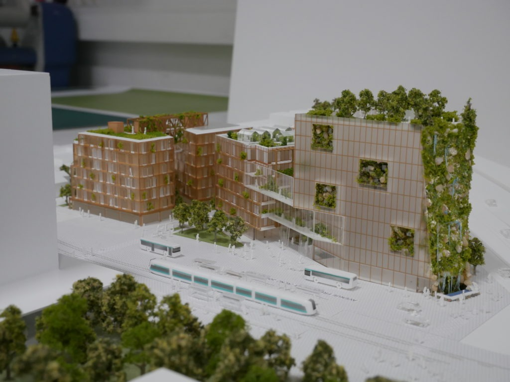 maquette programme immobilier
