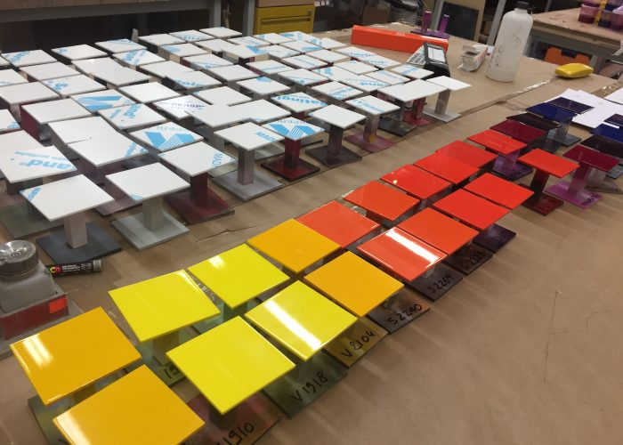 Atelier Pras : un studio couleur au service des designers